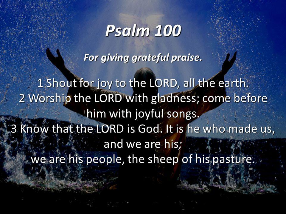 Praise Service Sunday November 16, ppt download