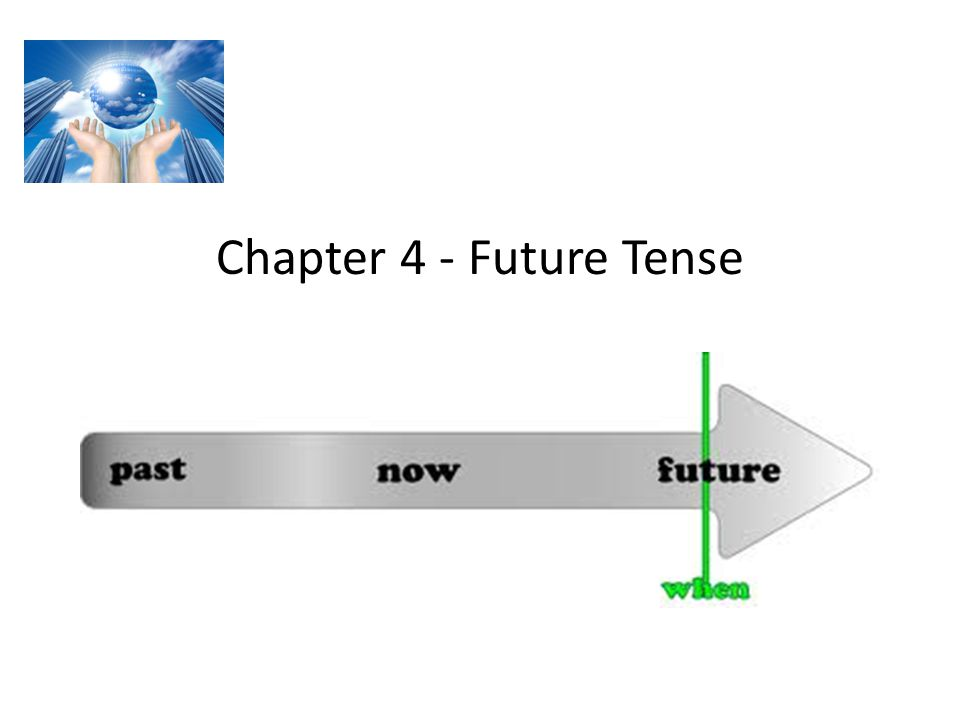 Chapter 4 - Future Tense