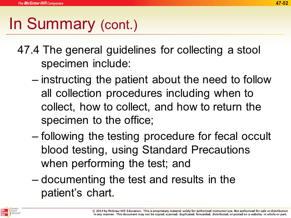 Processing And Testing Urine And Stool Samples Ppt Download