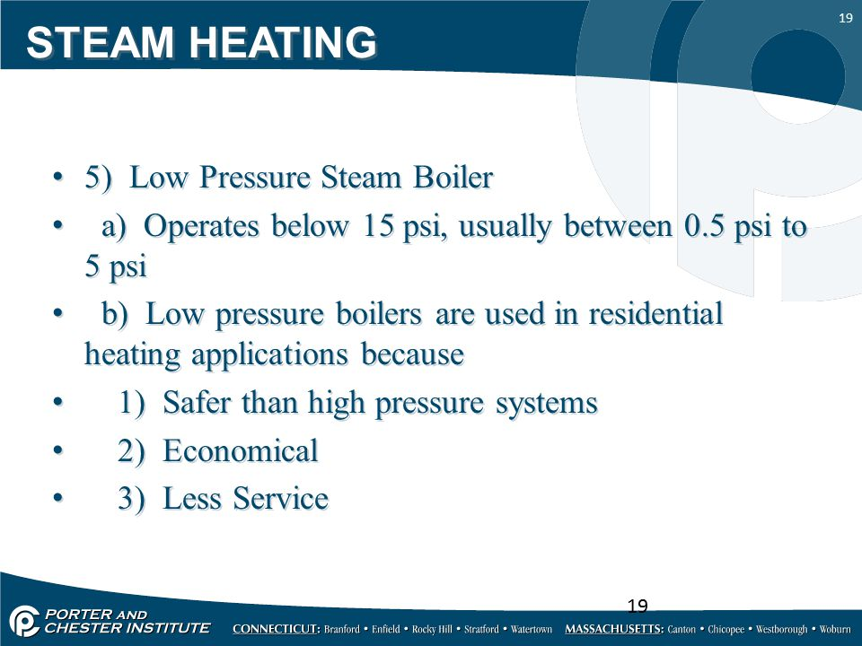 STEAM HEATING. - ppt video online download