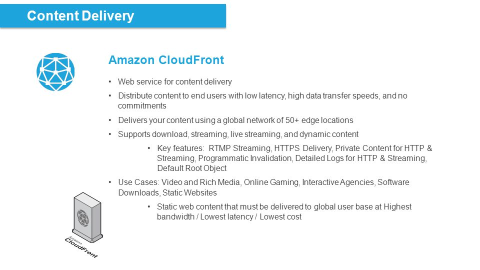 CLOUD COMPUTING WITH AWS Service Drill-Downs - ppt download