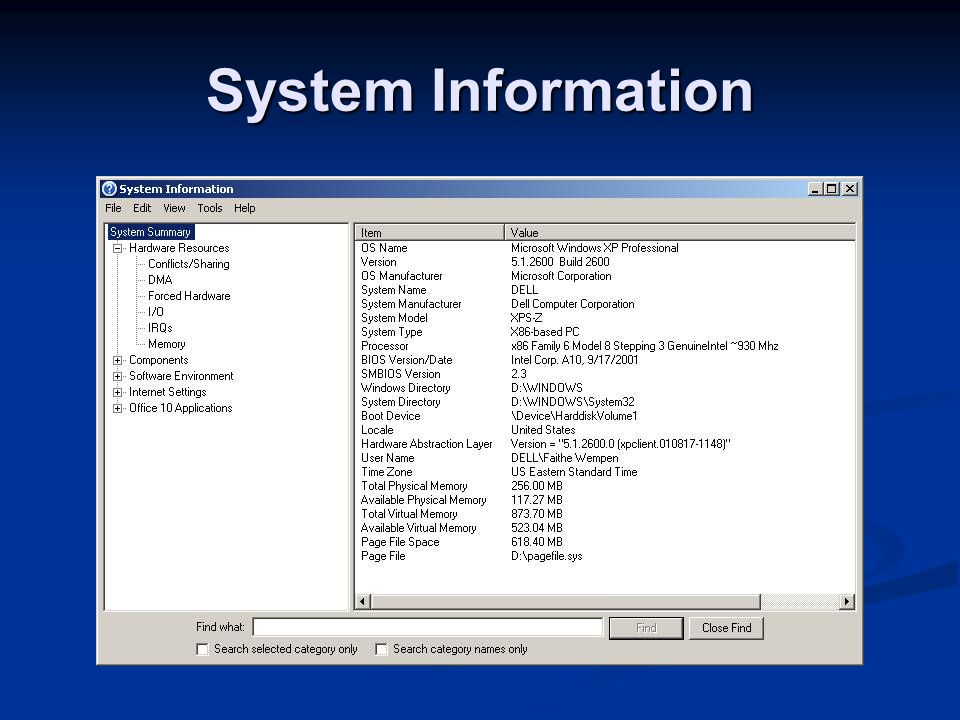 pc/x86 systems only