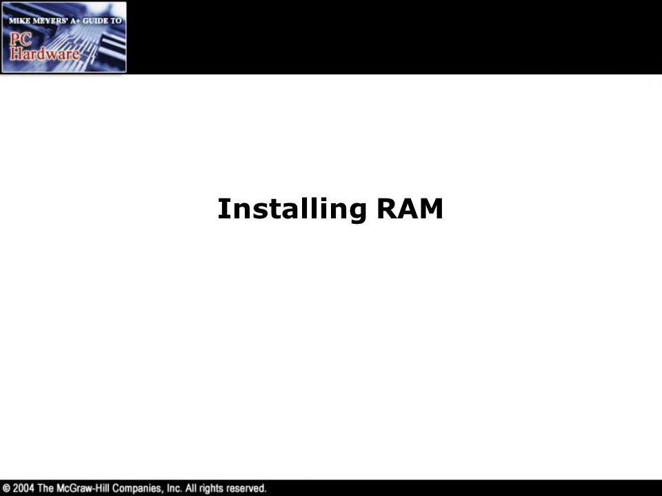 RAM Chapter ppt video online download