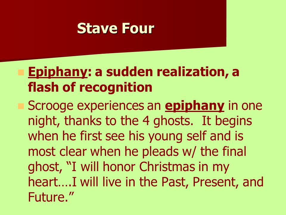 38 stave four epiphany a
