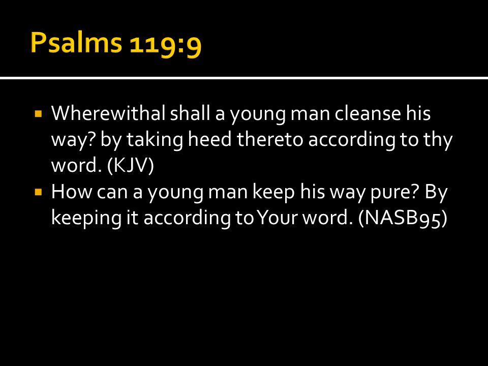 psalm 119 kjv audio download