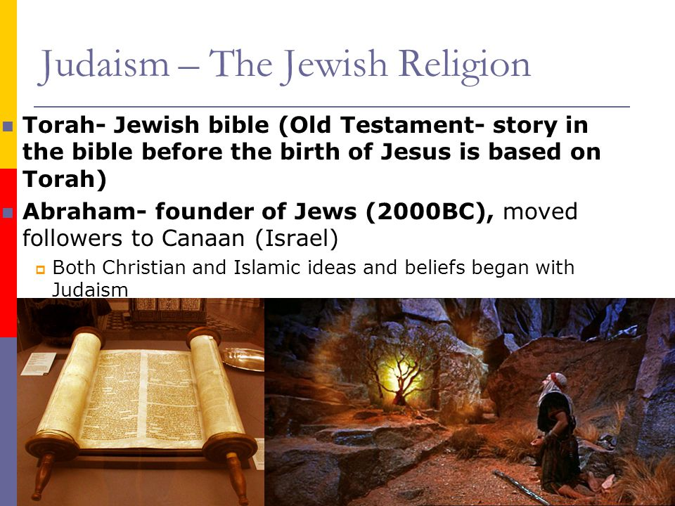 Judaism – The Jewish Religion