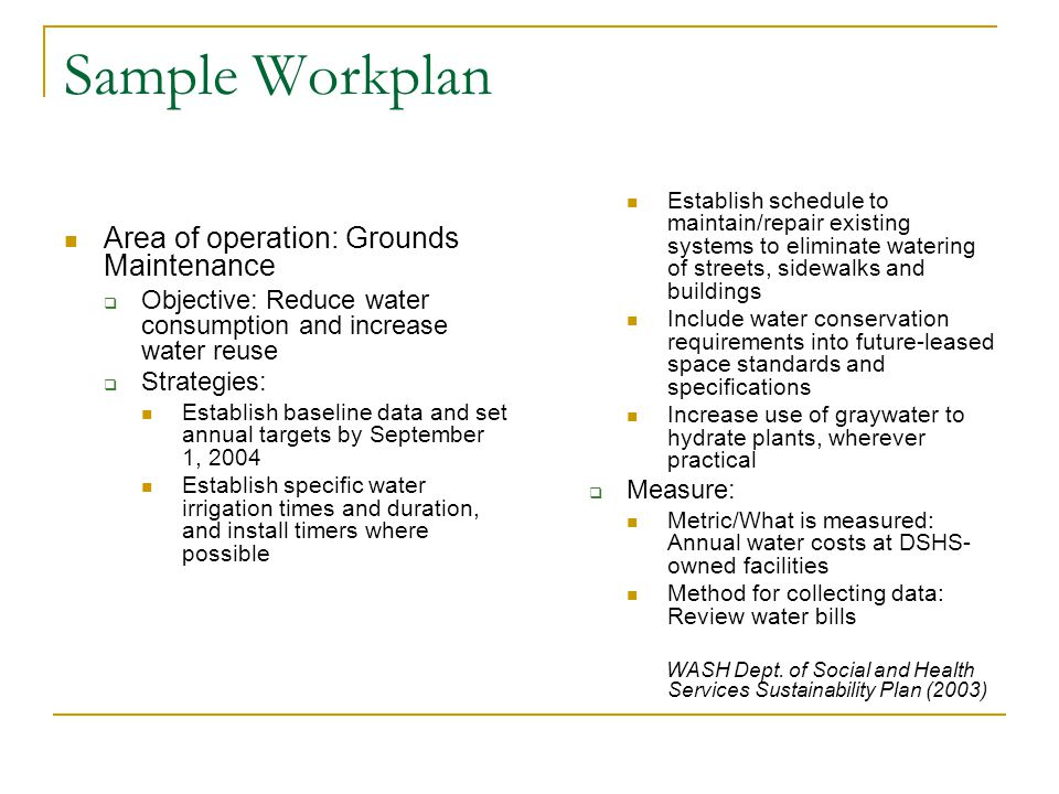 Creating your environmental sustainability plan ppt video online 27 sample maxwellsz
