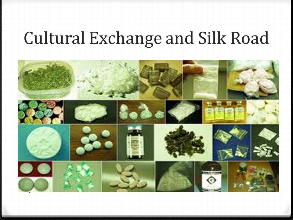 Cultural Exchange and Silk Road