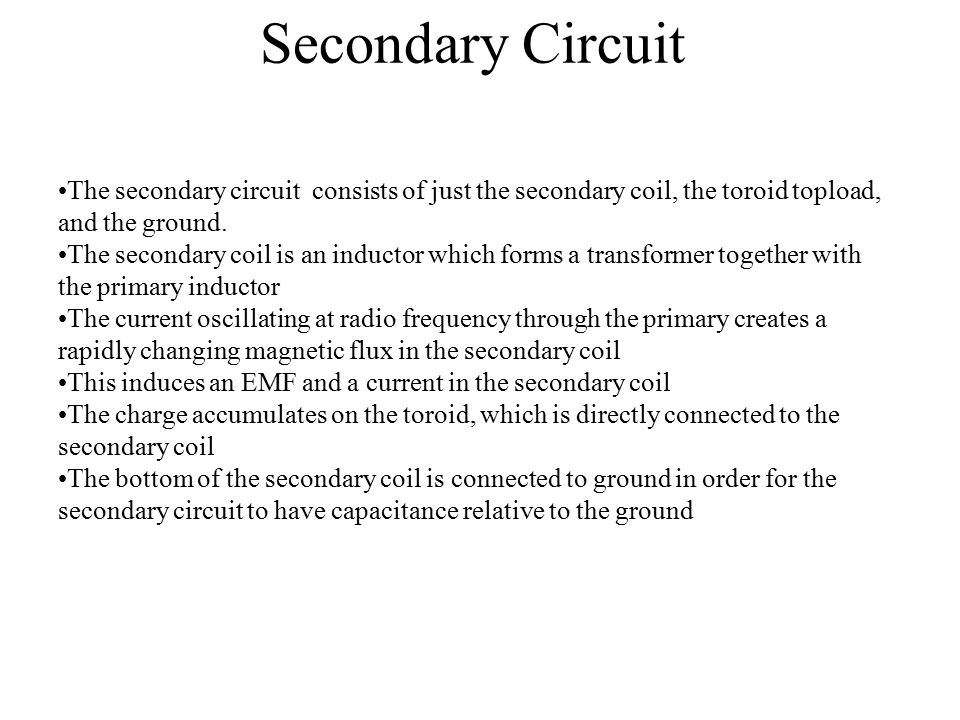Tesla Coil High Frequency Resonant Transformers and Wireless
