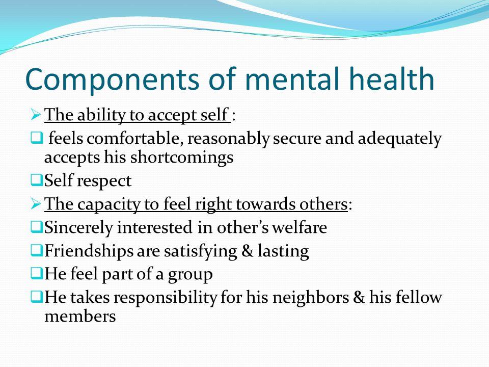 Mental Health Nursing Unit 1 Introduction Ppt Video Online Download