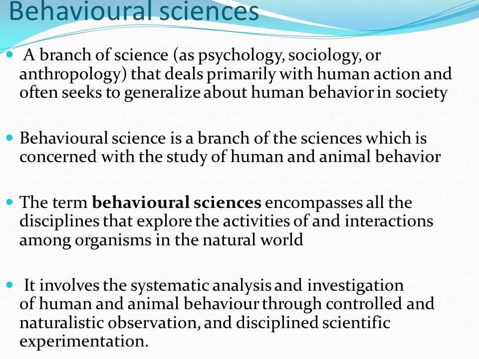 Behaviour Sciences Atif Mehmood Lecturer Radiology Ppt Download