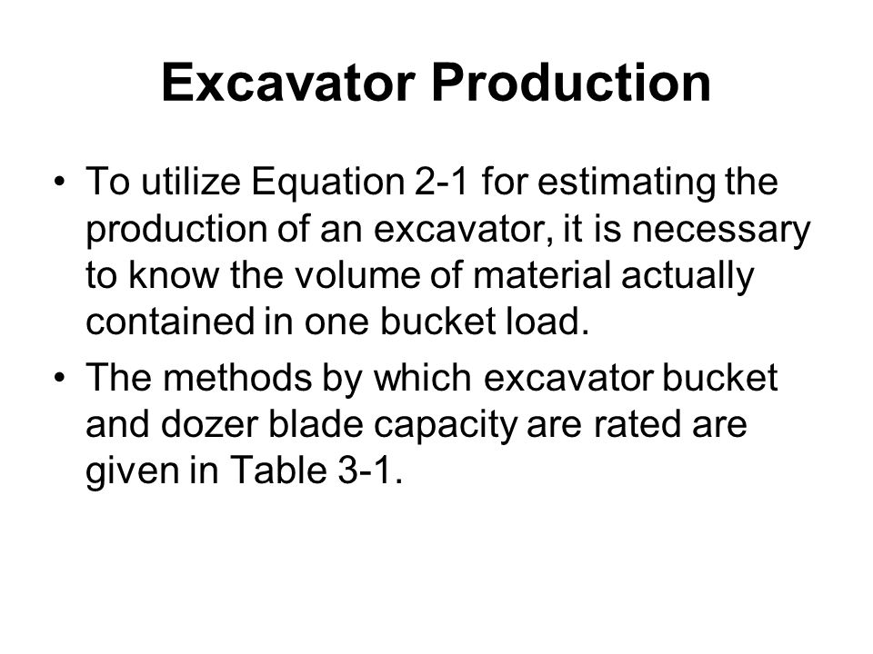 Excavating and Lifting Part 1 - ppt video online download