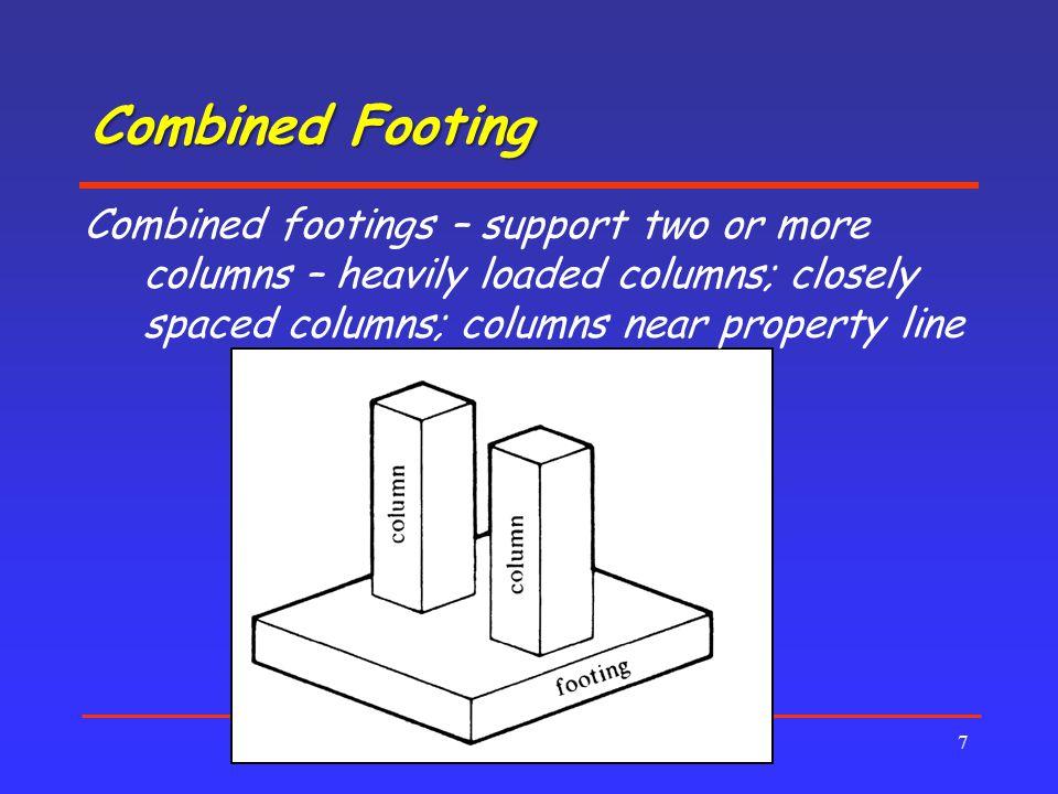 Footings  - ppt video online download