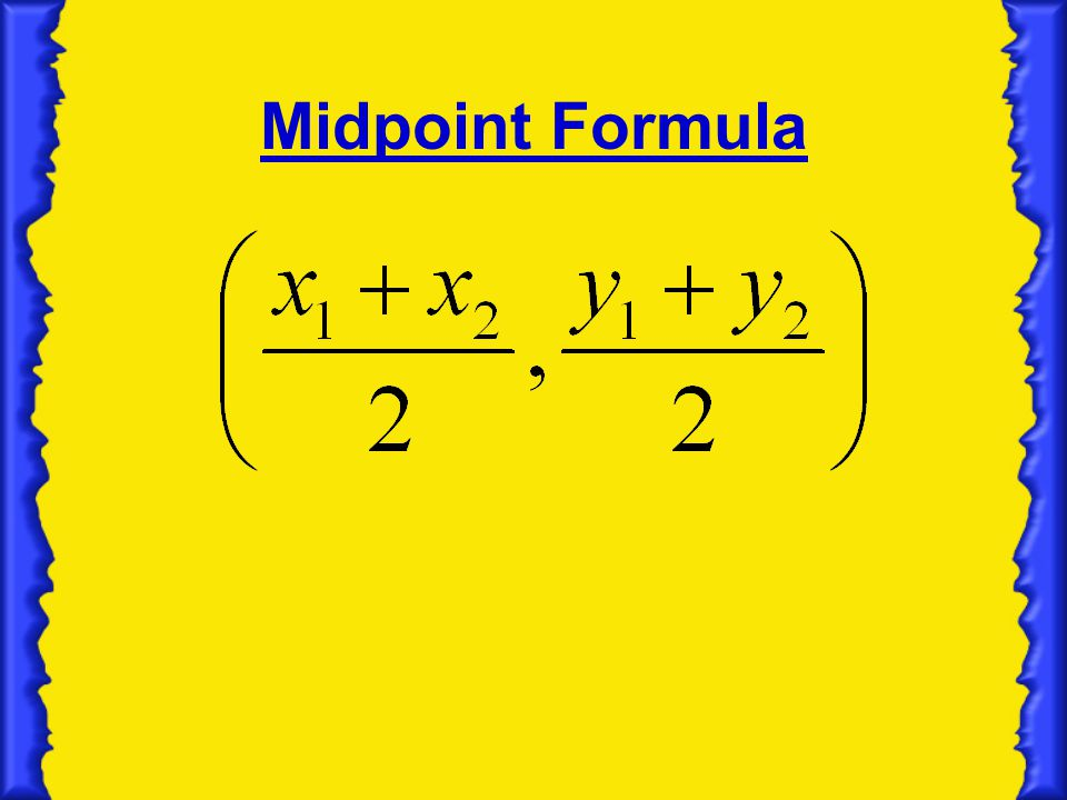 1 5 Segment Bisectors Midpoint Ppt Video Online Download