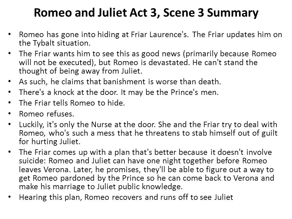 30 romeo and juliet