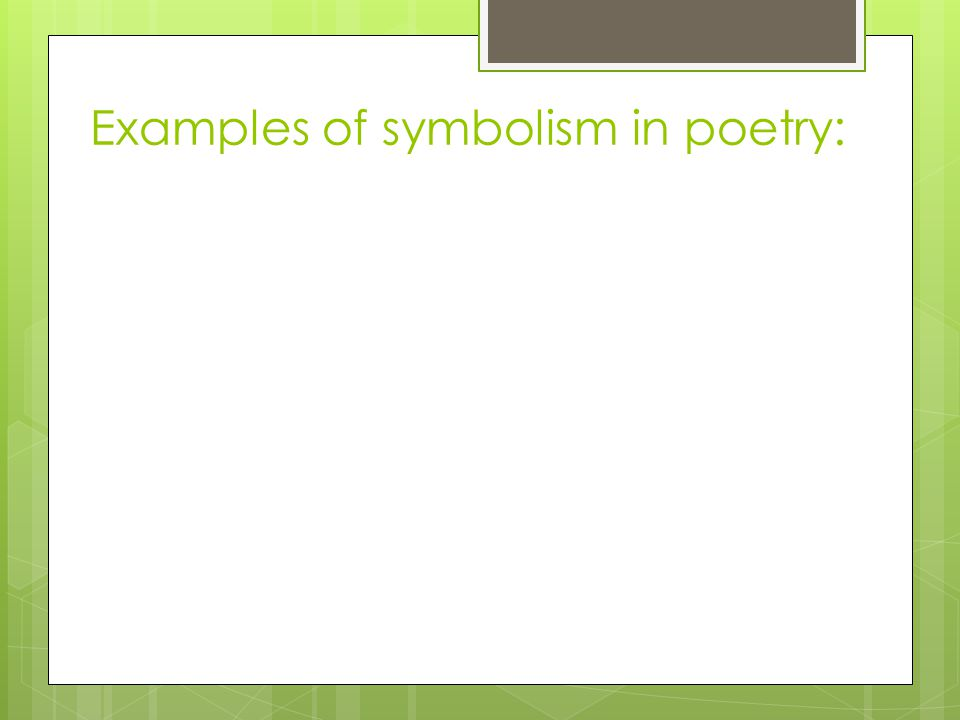 From Elements Of Literature Ppt Download