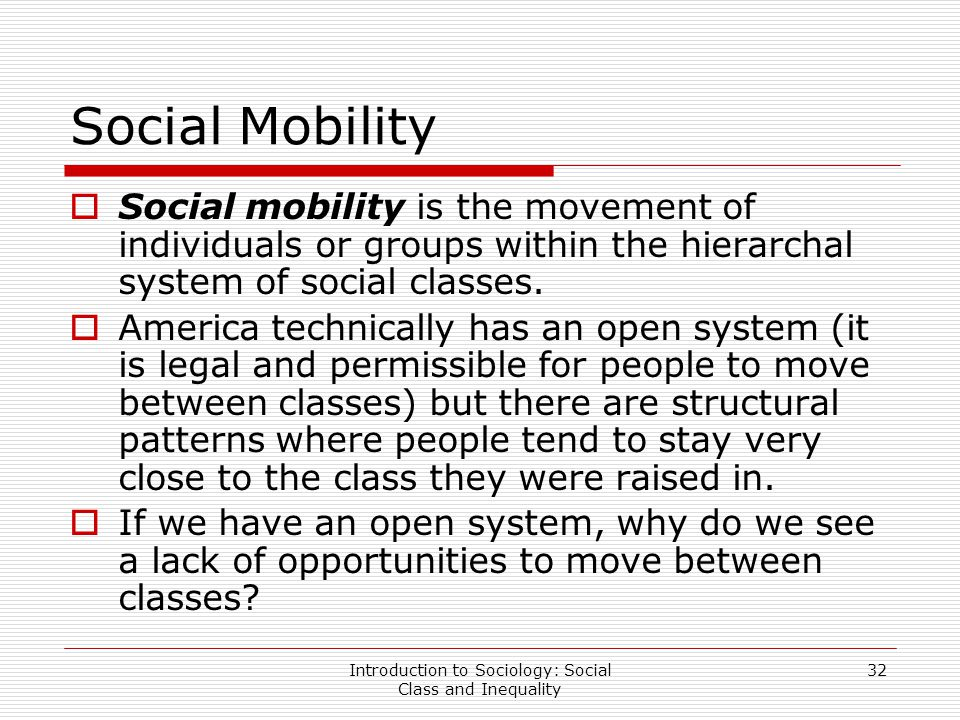 define permissible inequality