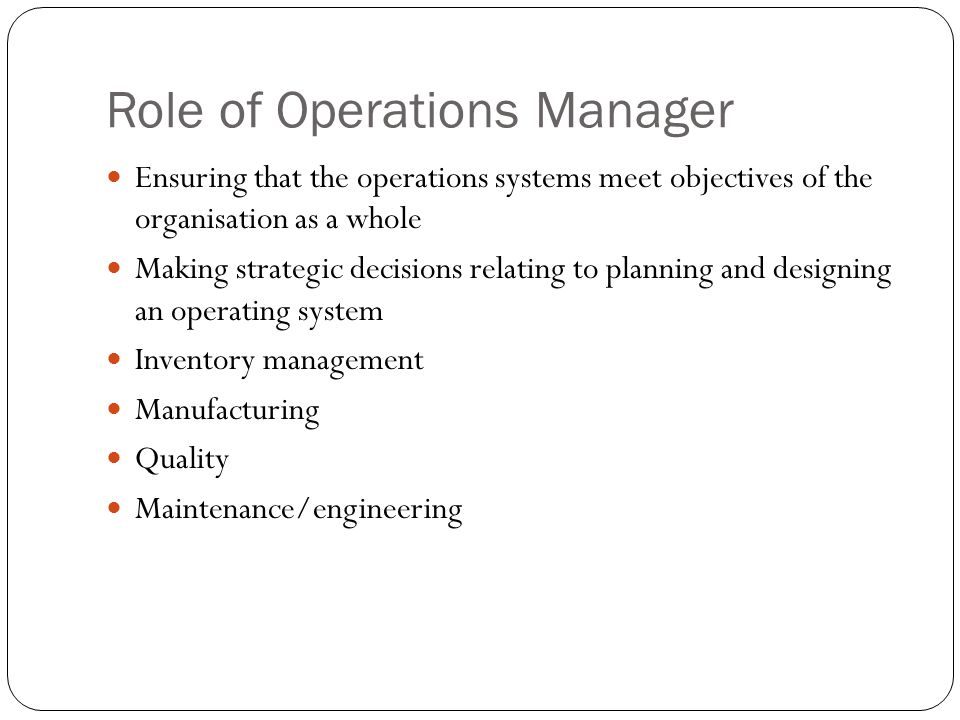 Engineering Design Manager Roles And Responsibilities