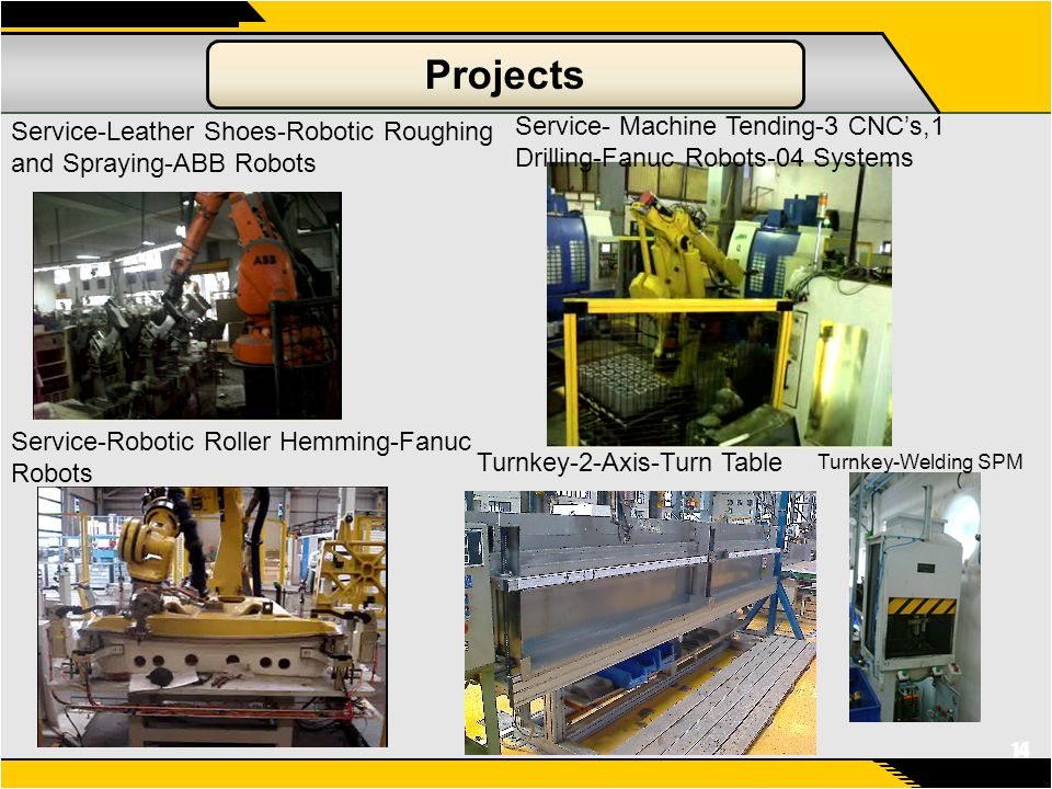 Geometrix Automation And Robotic Solutions - ppt video online download