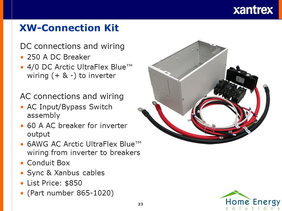 Xantrex Product & XW Series - ppt video online download on