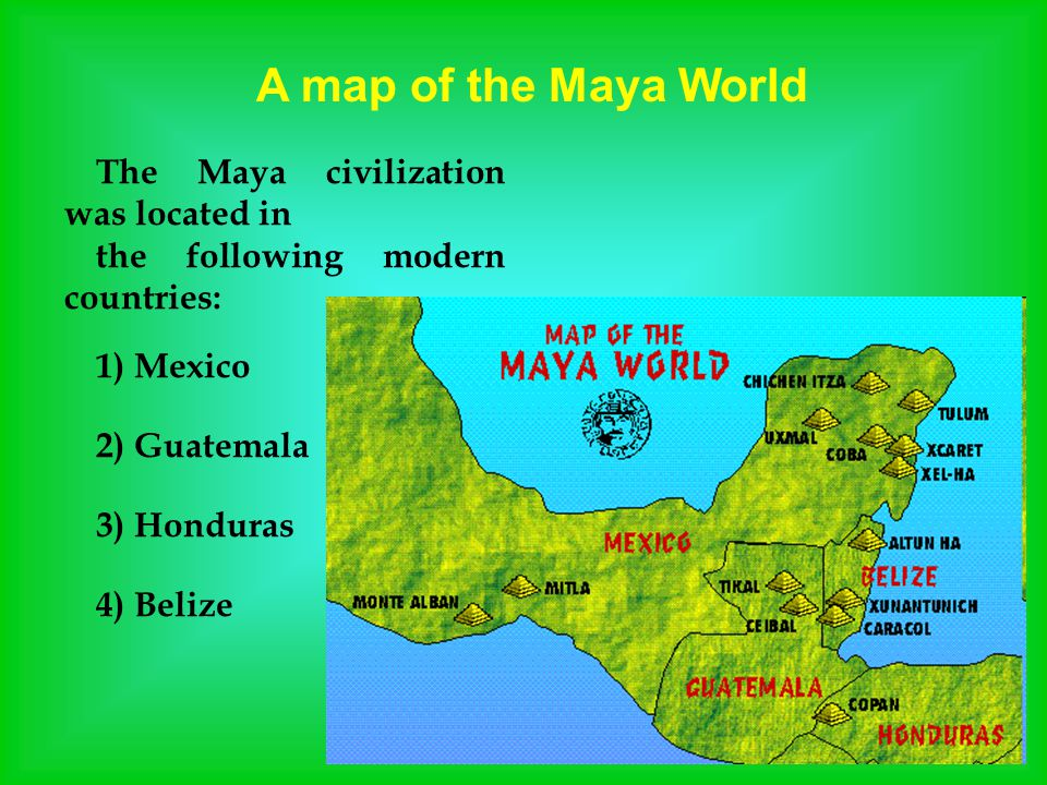 The mysteries of the Maya civilization - ppt video online ...