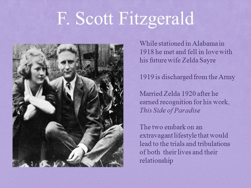 F Scott Fitzgerald Army The Great Gatsby 1920�...