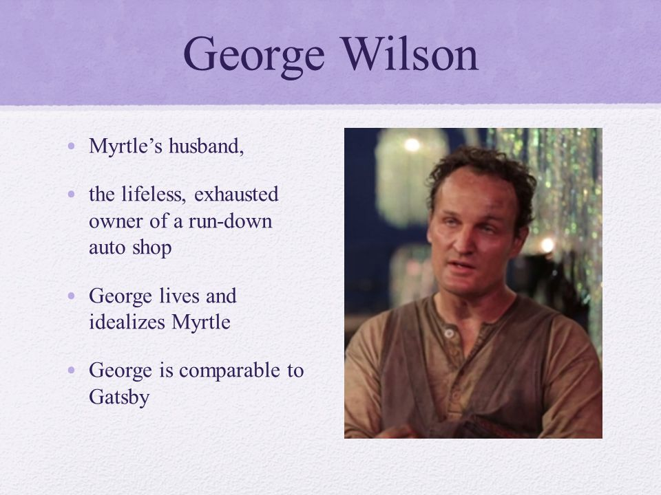 george wilson gatsby