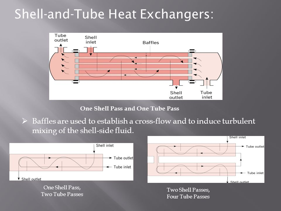 THERMAL ANALYSIS OF SHELL AND TUBE HEAT EXCHANGER - ppt