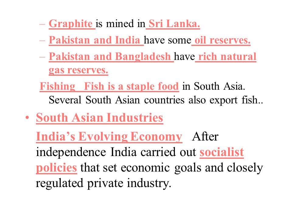 South Asian Industries