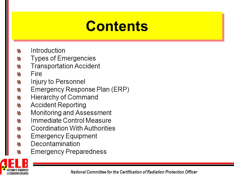 Fire emergency response plan ppt