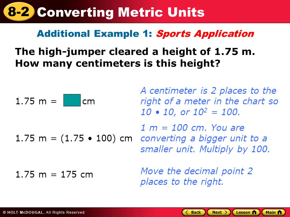 Learn To Convert Metric Units Of Measure Ppt Video Online Download