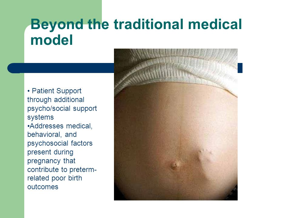 Beyond the traditional medical model