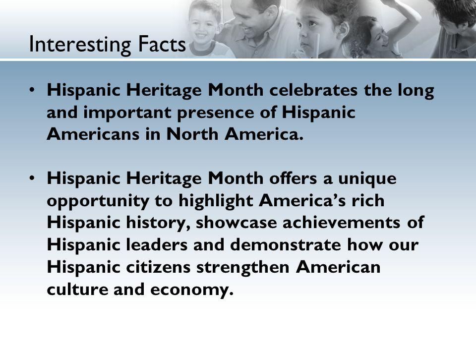 hispanic heritage month ppt download