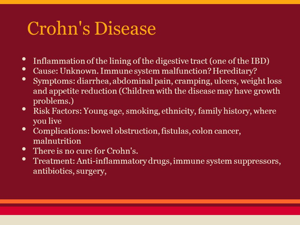 Digestive System Diseases/Complications - ppt video online