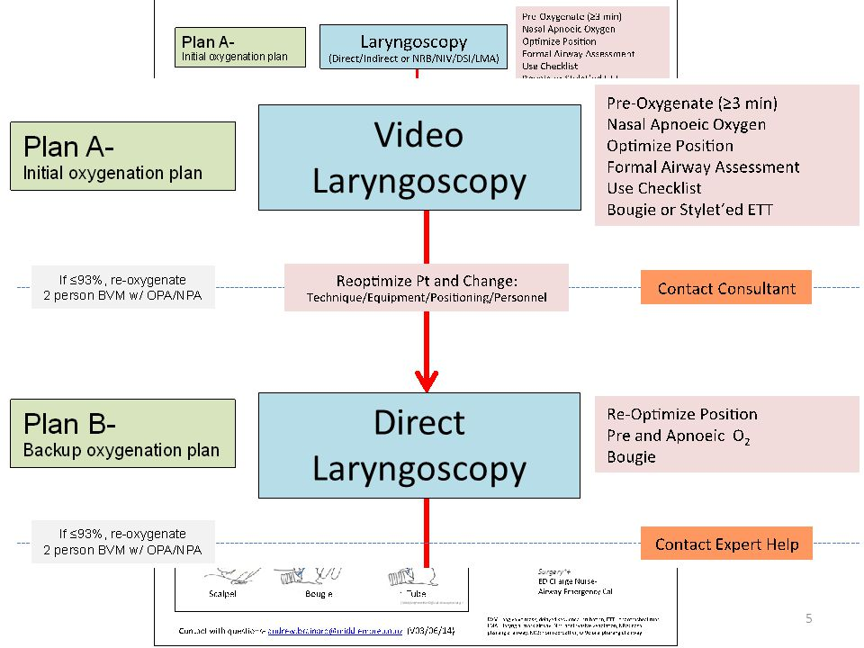 6 Essential Emergency Airway Care-Video Laryngoscopy - ppt