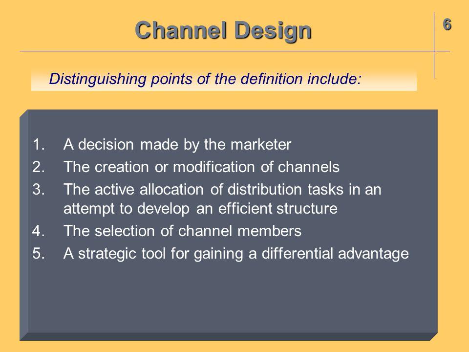 channel members definition
