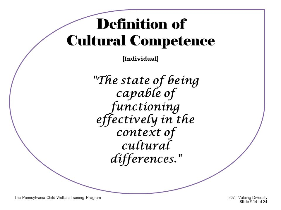 a concept analysis of cultural competency The paper concludes the concept of cultural competency is complex, multi-faceted and often expressed ambiguously there is an urgent need to develop a robust tool to assess cultural competency in practice so that the concept is understood as universally integral to healthcare, irrespective of a person's race or ethnicity.