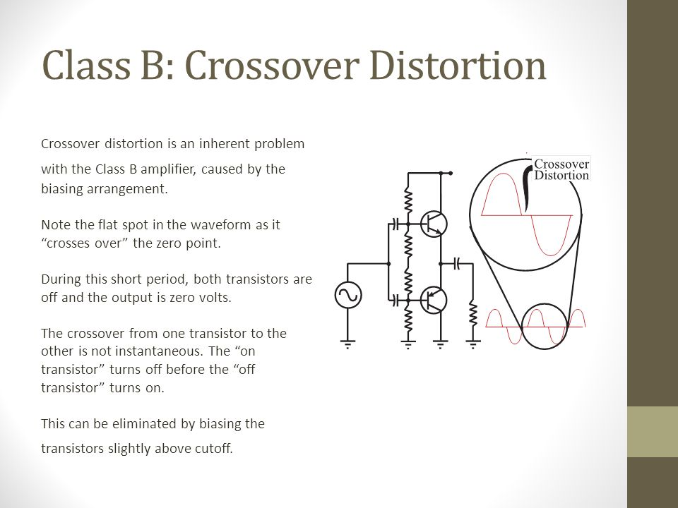 Class-A and Class-B Amplifiers - ppt video online download