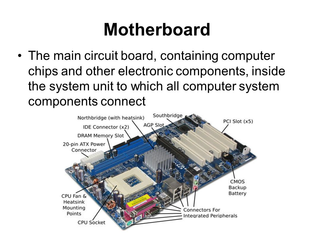 hardware ppt video online download rh slideplayer com what is the circuit board of a computer what is the circuit board of a computer