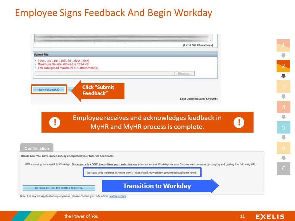 A Guide to Performance Management Welcome to Workday - ppt