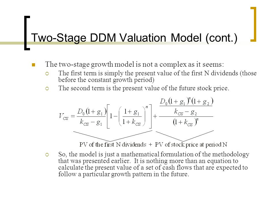 Common Stock Valuation Ppt Video Online Download