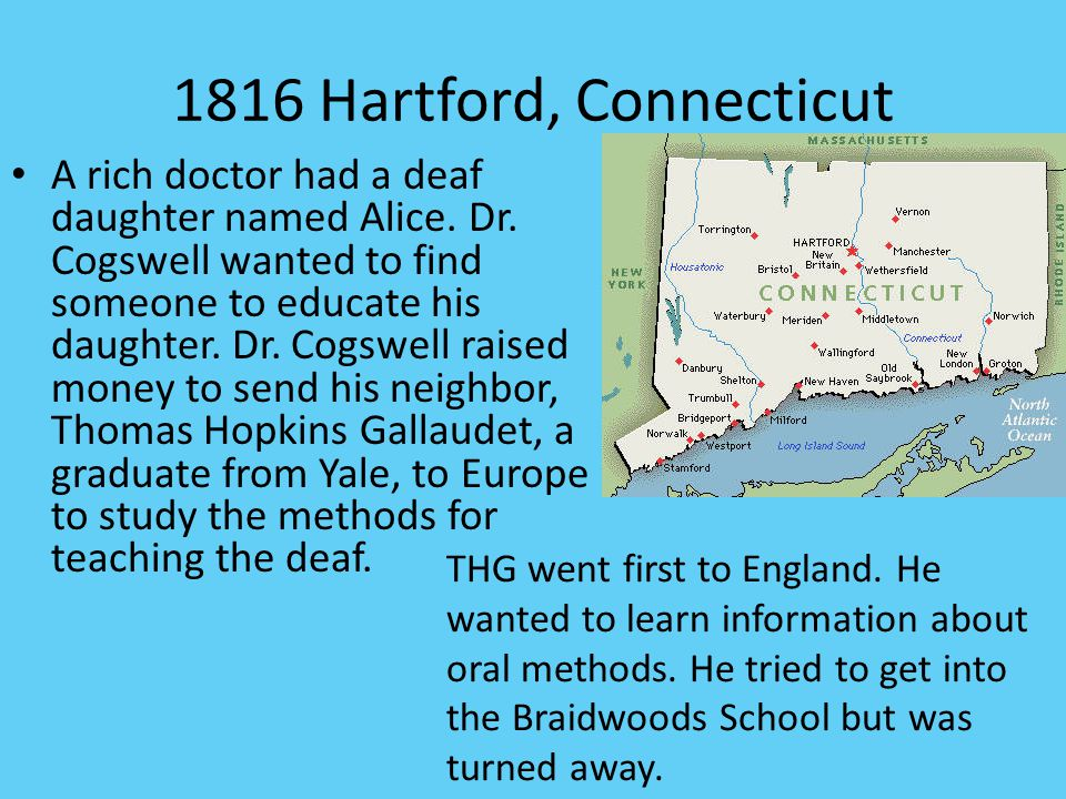 1816 Hartford, Connecticut