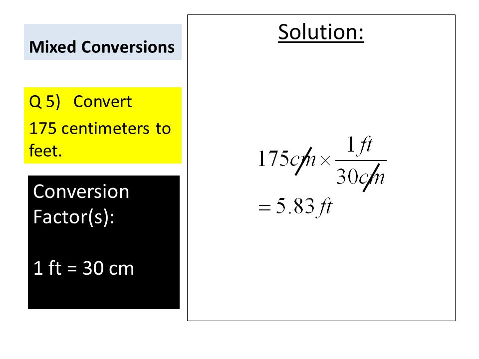 metric and non metric conversion problems ppt video online download. Black Bedroom Furniture Sets. Home Design Ideas