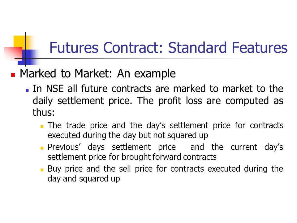 Nse Futures Trading Example