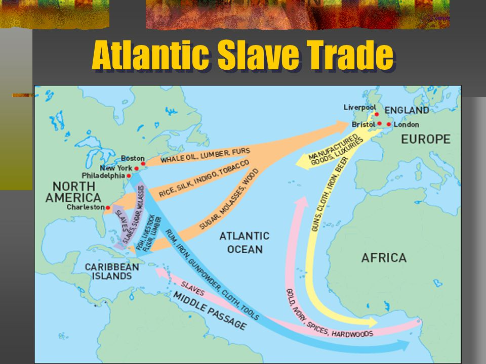 Triangular Trade and Slaves: An Unknown Connection - ppt video ...