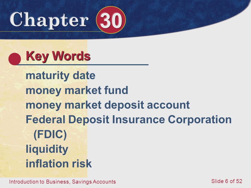 an introduction to the federal deposit insurance corporation Federal deposit insurance corporation  i introduction a background this final rule addresses one of the ways the failure of a major financial firm could.