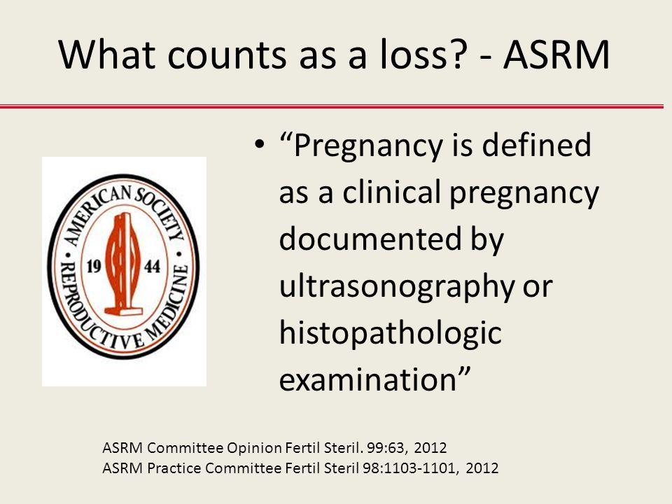 clinical pregnancy definition