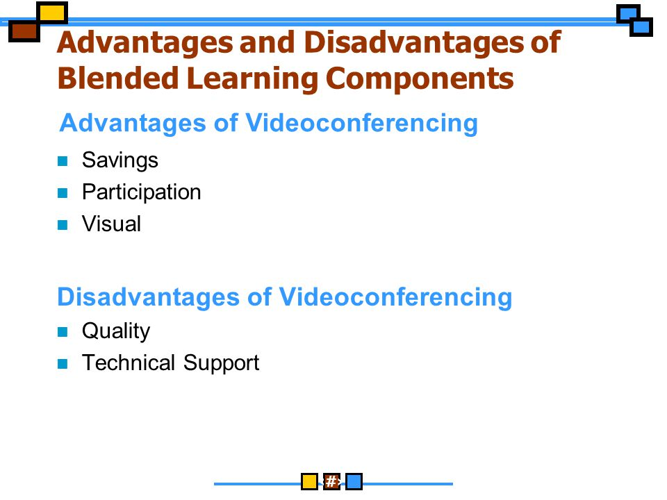 video conferencing advantages and disadvantages pdf
