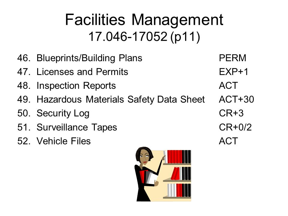 Facilities Management 17.046-17052 (p11)