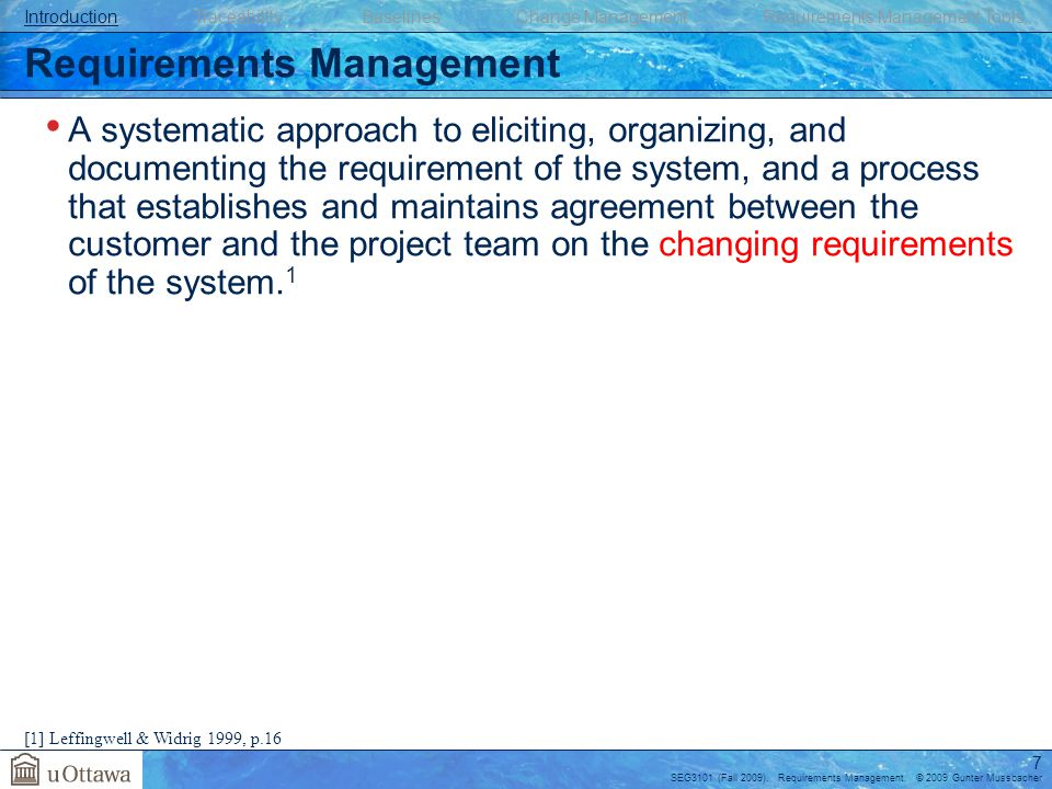 Requirements Management Ppt Download - What is requirements management
